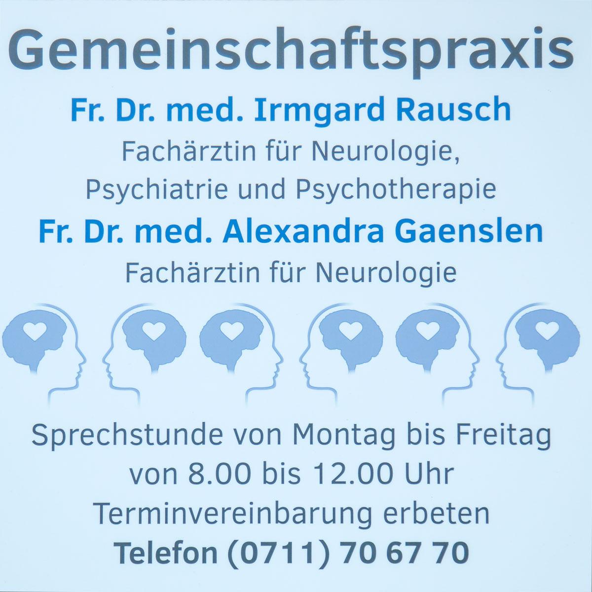Neurologiepraxis Kontakt